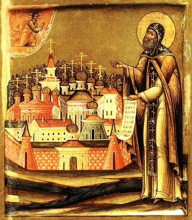 Saint Paphnuce († 1477)