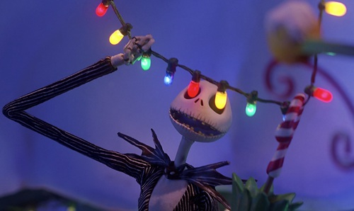 Image de christmas, jack, and light