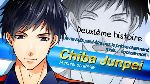 Chiba Junpei, Solution de sa deuxième histoire