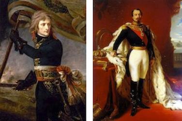 Napoléon 1er / Napoléon III