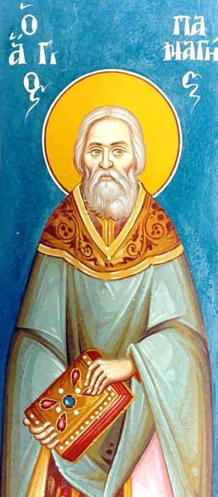 Saint Panaghis († 1888)