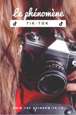 Le phénomène Tik-Tok