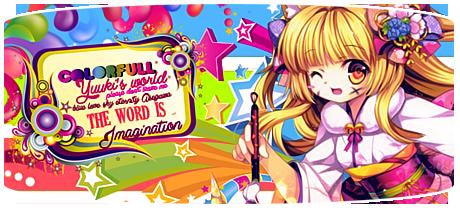 Kit Colorfull Yuuki's World