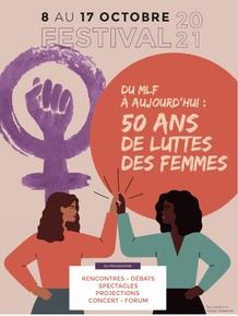 Féministes tant qu'il le faudra ! -  50 ans de lutte des Femmes