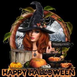 Libre Service - Licence sous Verymany - Happy Halloween
