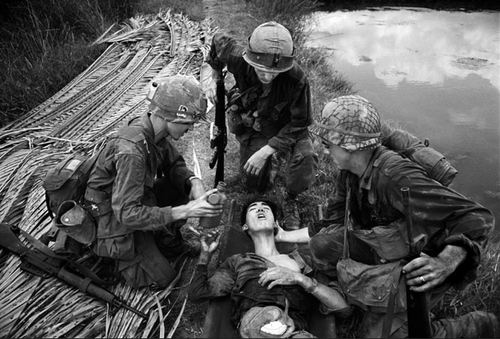 Philip Jones Griffiths, 1968, Vietnam