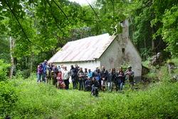 04 Juillet 2021: Chartreuse de Bertaud, Pèlerinage de Ste Roseline
