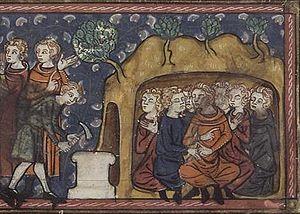 Les Sept Dormants d'Ephèse, martyrs († 362)