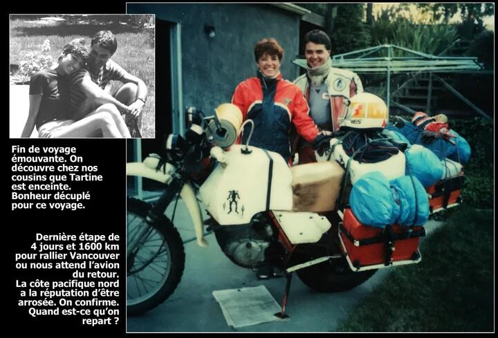 USA/1-1983 : la côte ouest à moto trail