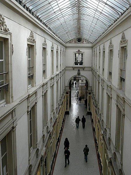 Passage Pommeraye - NANTES - galerie de la Fosse