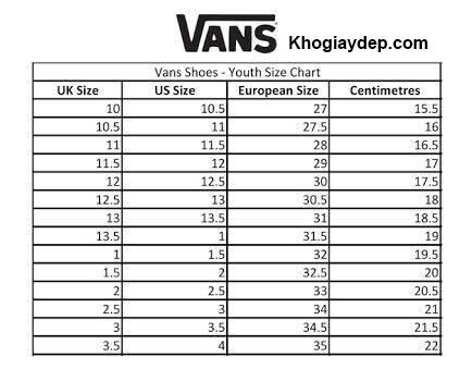 cách đo size giày 5