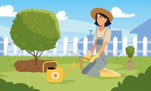 Challenge : Jardinage