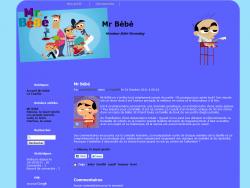 Mr Bébé