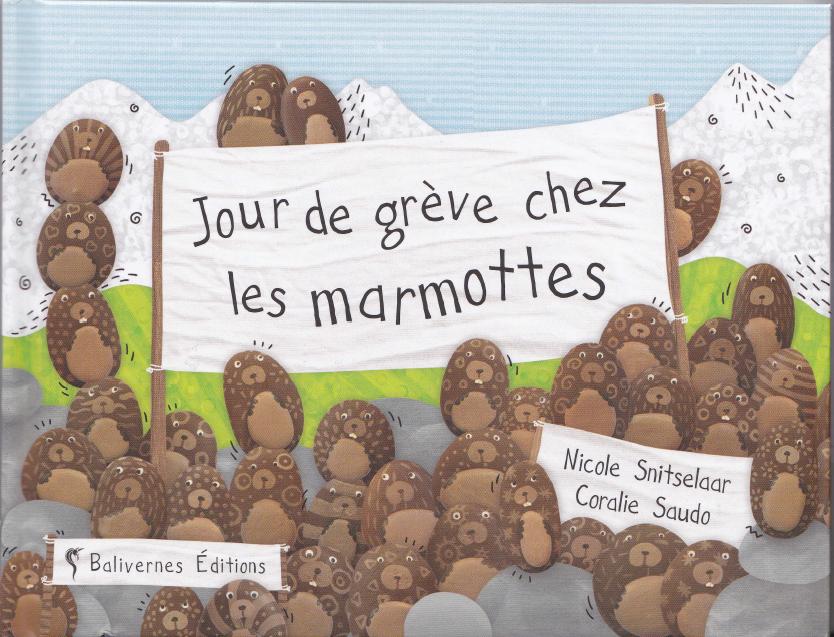 """Résultat de recherche d'images pour """"jour de grève chez les marmottes"""""""
