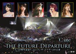 Pochette et contenu du prochain DVD ℃-ute