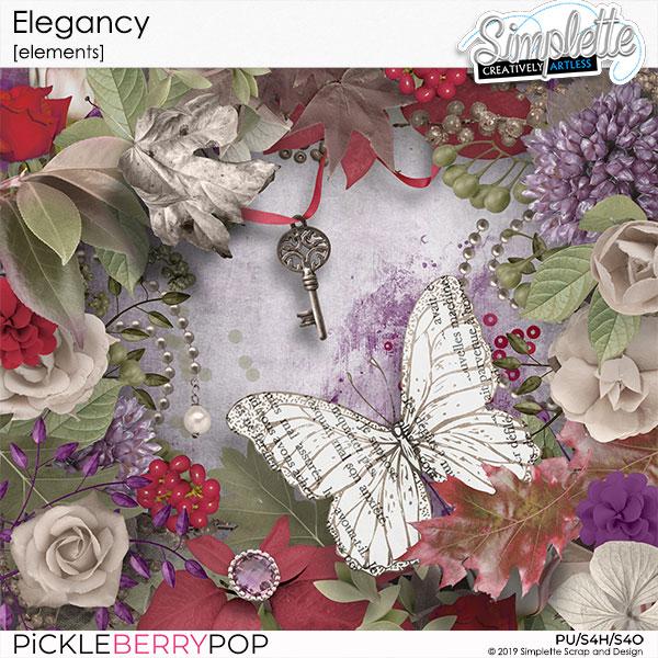 19 novembre : (BBD) Elegancy Simpl554