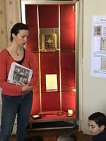 Ateliers du patrimoine : les enluminures