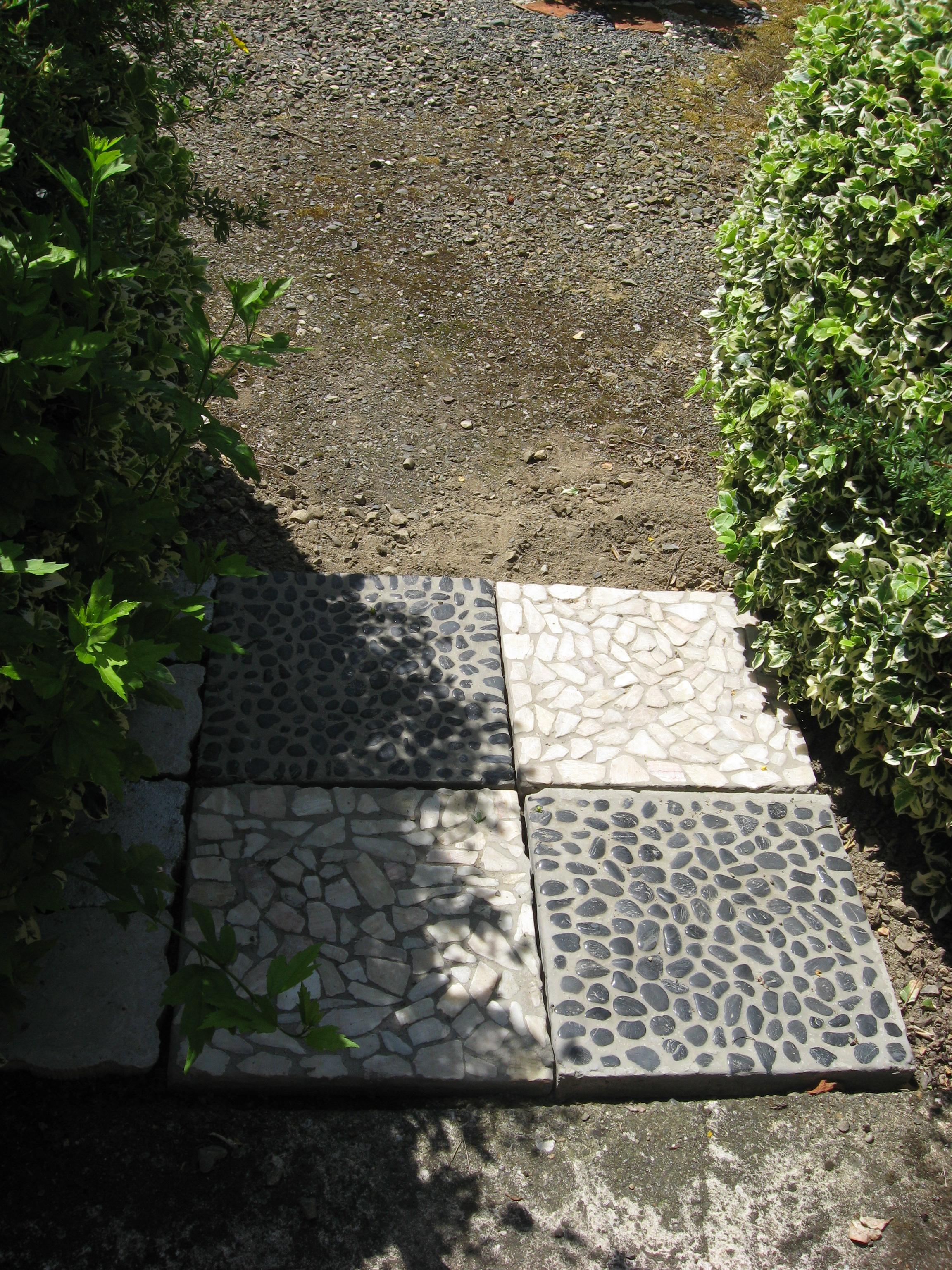 Dalle De Jardin Pas Cher dalles de jardin en béton (suite) - nini-déco
