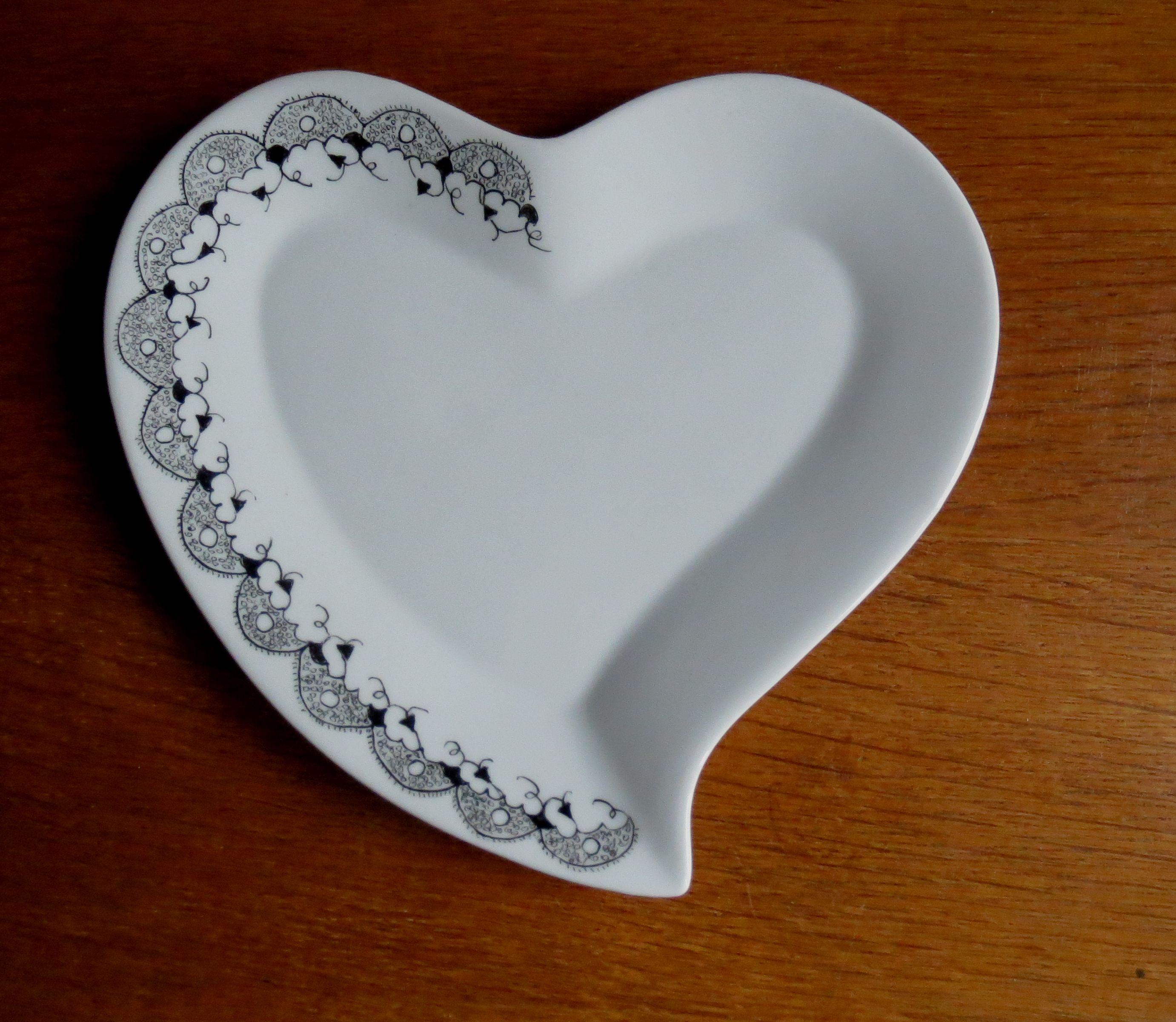 Peinture Sur Porcelaine Assiette peinture sur porcelaine - lafourmidu31