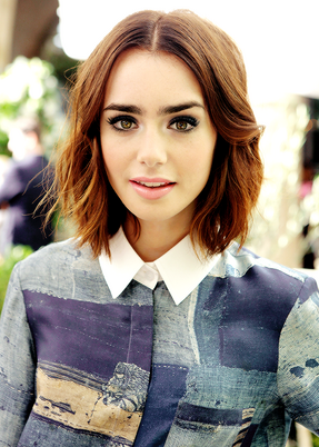Lily Collins (Actrice)