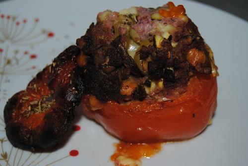 Tomates Farcie de ma Môman
