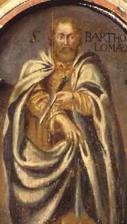 Les attributs des saints