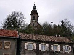 J 13 de Belfort à Villers sur Saulnot