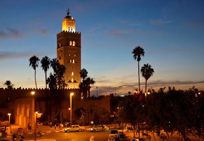Le Maroc la destination la plus prisée en Afrique.