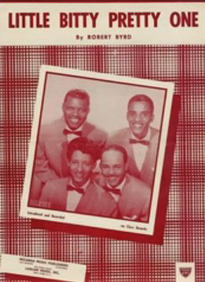 Bobby Day & The Satellites (3) aka The Hollywood Flames .... - doo-wop