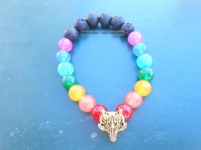 Bracelet - 7 Chakras (4)