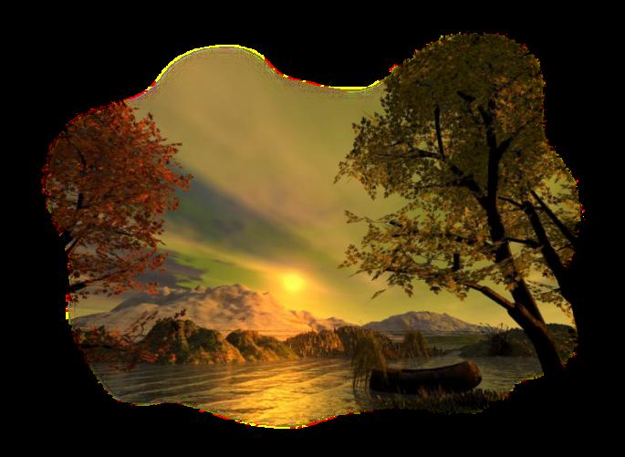 Resultado de imagen para tubes gifs paisajes