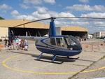 Robinson R44 F-GZBP
