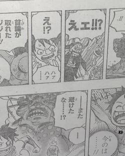 One Piece Spoils du Scan Chapitre 946 VF