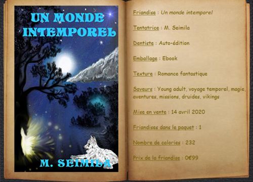 Un monde intemporel - M. Seimila