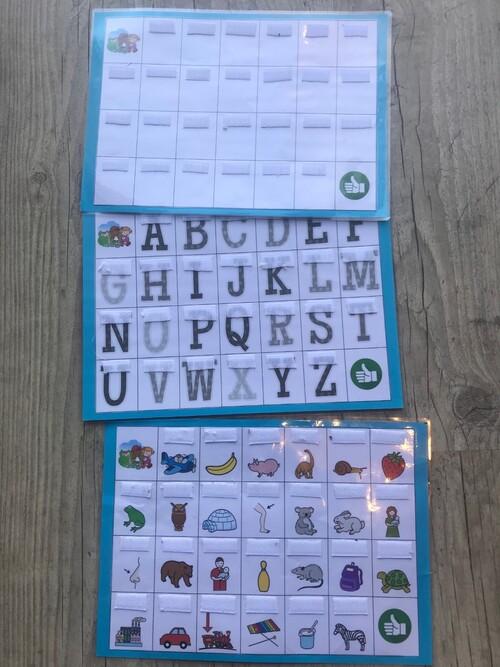 supports scratch alphabet