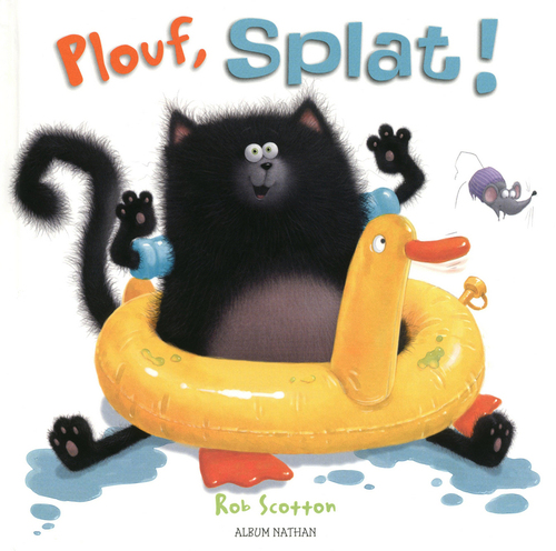 Plouf, Splat ! Tapuscrit
