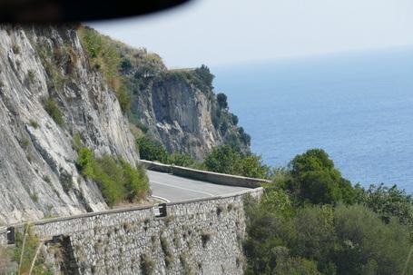 La côte Amalfitaine.(croisière dans la Méditerranée) (6)