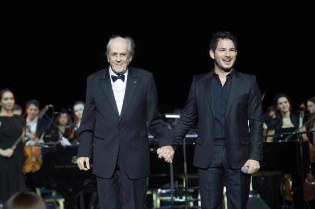 Michel Legrand : hommages grecs