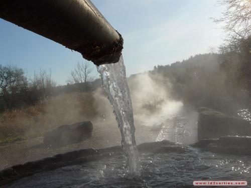 Dire «bismillah» lorsque l'on verse de l'eau chaude dans les égouts?