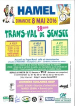 Présentation du 28ème Trans Val de Sensée à Hamel