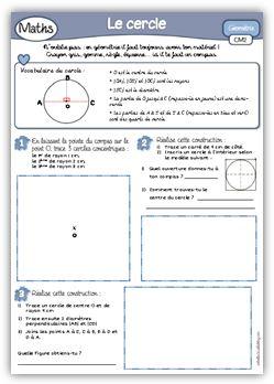 Géométrie : les angles