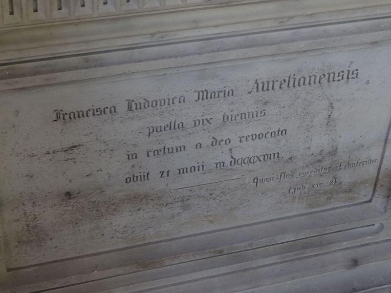 Tombeau de Françoise d'Orléans (1816 - 1818) 2.jpg