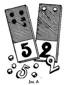 Plaquettes Herbinière-Lebert : jeu A