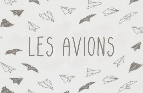 Les avions, nomenclatures et découvertes