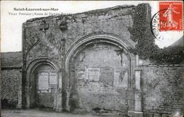 LES REMPARTS DE SAINT-LAURENT-S/MER (Calvados)