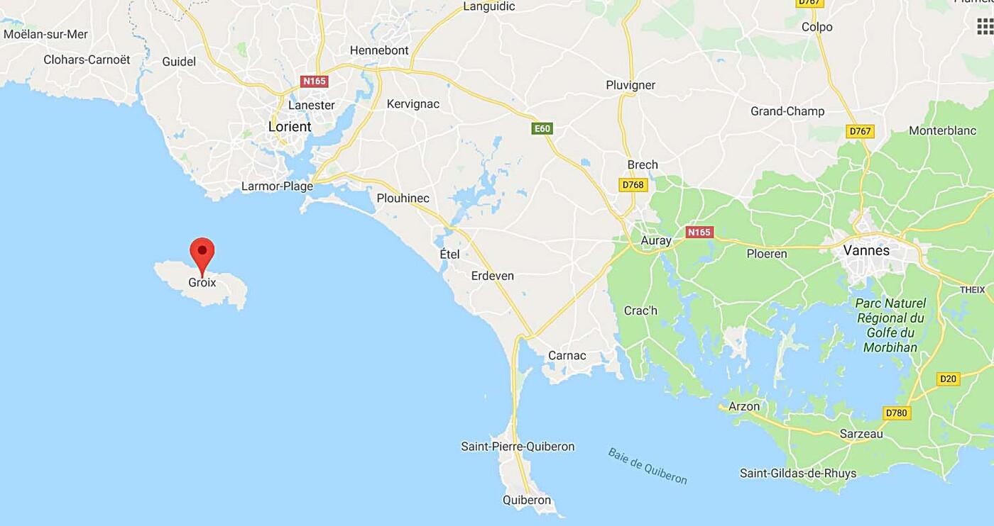 Bretagne, Île de Groix, 1ère partie.