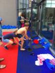 5ème triathlon de Caroline Aigle