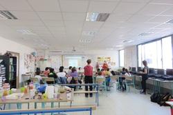 Liaison avec l'ULIS-école