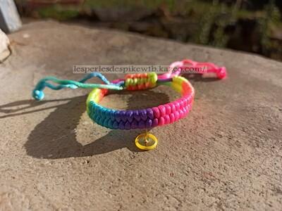Bracelet Fishtail Knot (4 refait)