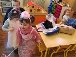 Petits de VIS : quand le carnaval s'invite à l'école...